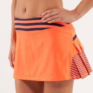 🦄 RARE FIND! Lululemon Run: Pacesetter Skirt